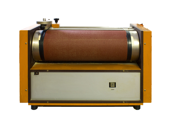 Valpolymer-laboratorio-strumento-ABRASIMETRO