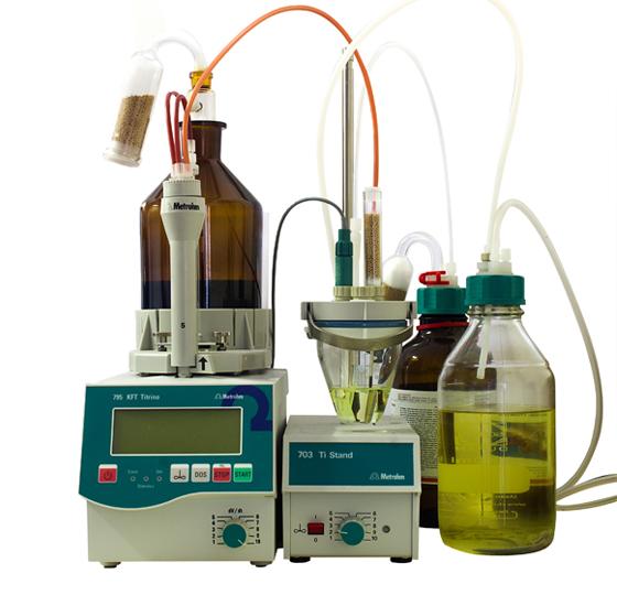 Valpolymer-laboratorio-strumento-TITOLATORE-KARL-FISHER